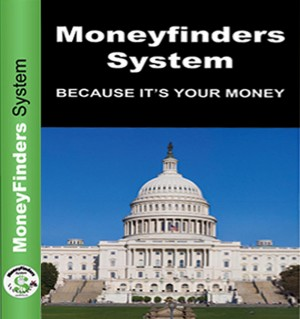 Money Finders System Because It's Your Money