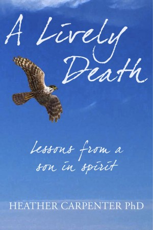 A Lively Death Lessons From a Son in Spirit by Dr Heather Carpenter from Bookbaby in Religion category