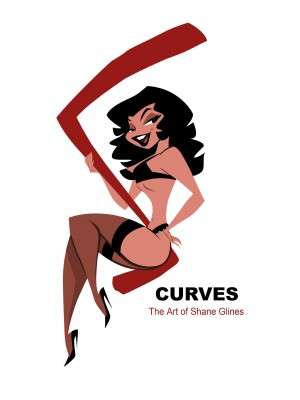 S Curves The Art of Shane Glines