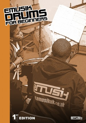 EMUSIK Drums for Beginners 1st Edition by Nadine Lee from Bookbaby in General Academics category