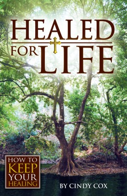 Healed for Life - How to Keep Your Healing by Cindy Cox from Bookbaby in Religion category