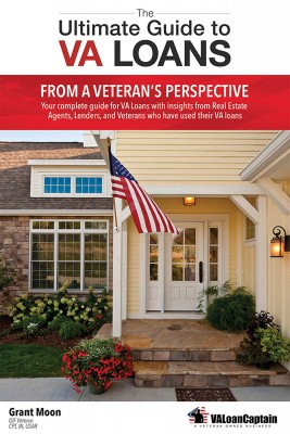 The Ultimate Guide to VA Loans by Grant Moon from Bookbaby in Finance & Investments category