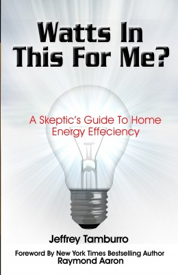 Watts In This For Me? - A Skeptic's Guide To Home Energy Efficiency by Jeffrey Tamburro from Bookbaby in Home Deco category