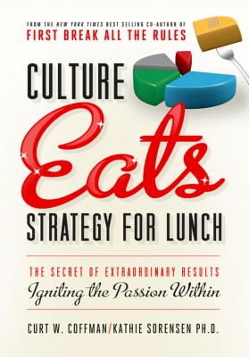 Culture Eats Strategy for Lunch - The Secret of Extraordinary Results, Igniting the Passion Within by Curt Coffman from Bookbaby in Finance & Investments category