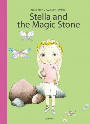 Stella and the Magic Stone  by Tuula Pere from Bookbaby in Children category
