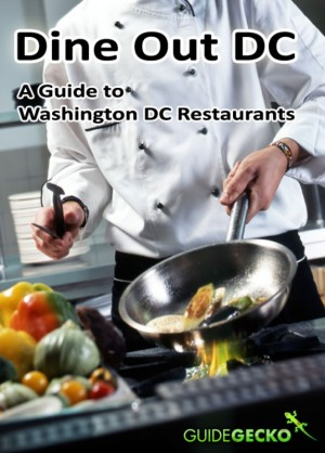 Dine Out DC Guide to Washington DC Restaurants by Megan Tyson from Bookbaby in Travel category