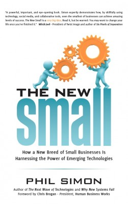 The New Small by Phil Simon from Bookbaby in Business & Management category