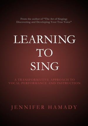 Learning To Sing by Jennifer Hamady from Bookbaby in Art & Graphics category