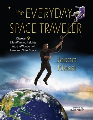 The Everyday Space Traveler by Jason Klassi from Bookbaby in Travel category