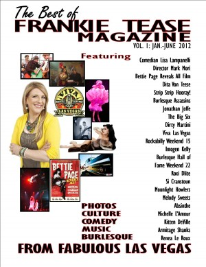 The Best of Frankie Tease Magazine Vol. 1