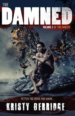 The Damned by Kristy Berridge from Bookbaby in General Novel category