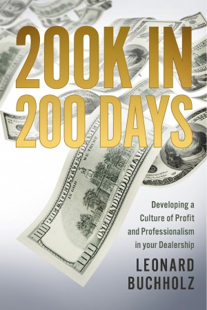 200K in 200 Days by Leonard Buchholz from Bookbaby in Language & Dictionary category