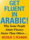 Get Fluent in Arabic! - text