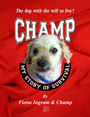 Champ - My Story of Survival by Fiona Ingram from Bookbaby in General Novel category