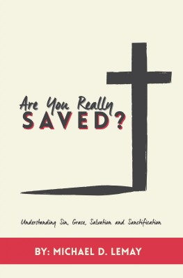 Are You Really Saved? - Understanding Sin, Grace, Salvation and Sanctification by Michael D. LeMay from Bookbaby in Religion category