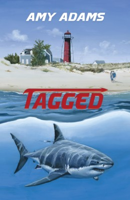 Tagged - A White Shark Adventure by Amy Adams from Bookbaby in General Novel category