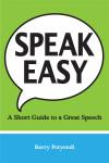 Speak Easy - text