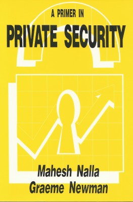 A Primer in Private Security by Mahesh Nalla from Bookbaby in Science category