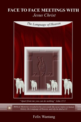 Face to Face Meetings With Jesus Christ - The Language of Heaven by Felix Wantang from Bookbaby in Religion category