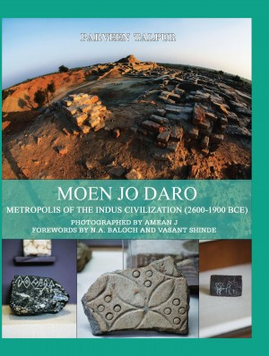 Moen jo Daro - Metropolis of the Indus Civilization (2600-1900 BCE) by Parveen Talpur from Bookbaby in History category