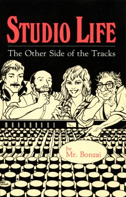 Studio Life - The Other Side of the Tracks by Mr. Bonzai from Bookbaby in General Novel category