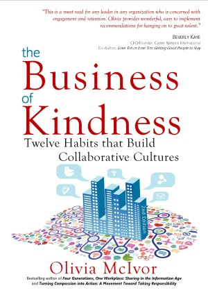 The Business of Kindness by Olivia McIvor from Bookbaby in Business & Management category