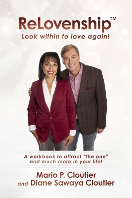 ReLovenship™ Look Within to Love Again! by Diane Sawaya Cloutier from Bookbaby in Motivation category