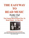 The Easyway to Read Music Treble Clef - The Easiest-Best-Fastest Way To Read Music - In One Day by Joe Procopio from  in  category