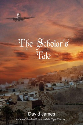 The Scholar's Tale by David James from Bookbaby in General Novel category
