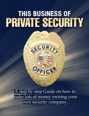 This Business of Private Security by Noel G Scarlett from Bookbaby in Business & Management category