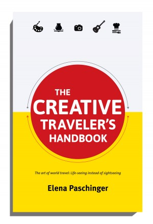 The Creative Travelers Handbook by Elena Paschinger from Bookbaby in Travel category
