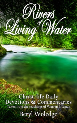 Rivers of Living Water by Beryl Woledge from Bookbaby in Religion category
