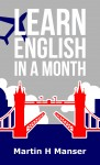Learn English in a Month - text