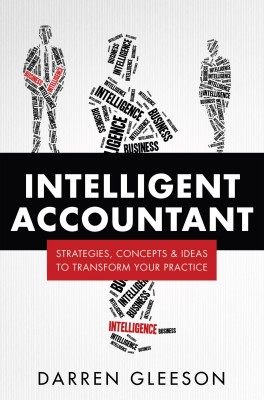 Intelligent Accountant by Darren Gleeson from Bookbaby in Accounting & Statistics category