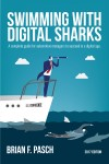 Swimming With Digital Sharks - text