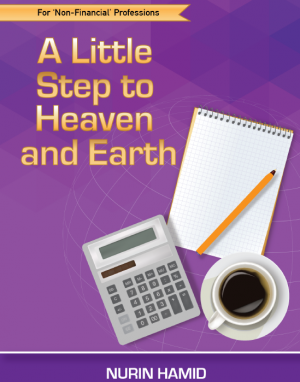 A Little Step To Heaven and Earth by Nurin Hamid from BookCapital in Finance & Investments category