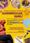 ALHAMDULILLAH, HAMIL! Catatan & Panduan Kehamilan by Dr. Azuraida Shahadan from  in  category