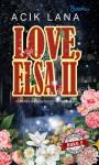 Love, Elsa II - text