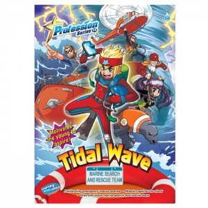 Profession Series (14) Tidal Wave by Popono Workshop from COMIC HOLIC SDN. BHD. in Children category