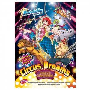 Profession Series (18) Circus Dreams by Popono Workshop from COMIC HOLIC SDN. BHD. in Children category