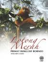 Lotong Merah Primat Eksklusif Borneo - text