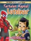 Siri Cerita Fantasi Kanak-Kanak : Tertelan Kapsul Lutsinar - text