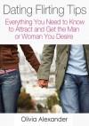Dating Flirting Tips - text