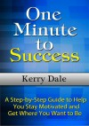 One Minute to Success - text
