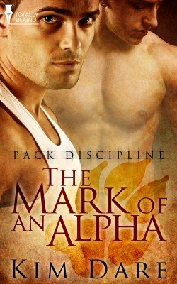 The Mark of an Alpha by Kim Dare from Vearsa in Romance category