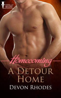 A Detour Home by Devon  Rhodes from Vearsa in Romance category