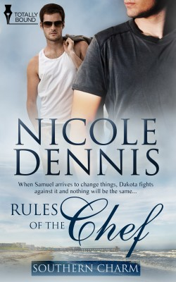Rules of the Chef by Nicole Dennis from Vearsa in Romance category