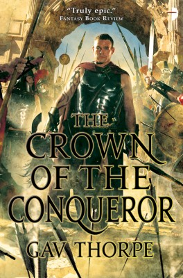 The Crown of the Conqueror by Gav Thorpe from Vearsa in General Novel category