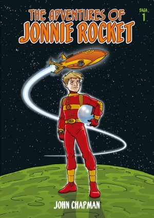 The Adventures of Jonnie Rocket - Saga 1 by John Kenneth Chapman from Vearsa in Comics category