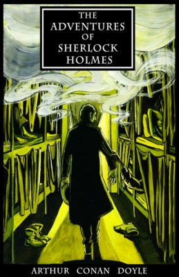 The Adventures of Sherlock Holmes by Arthur Conan Doyle from Vearsa in General Novel category